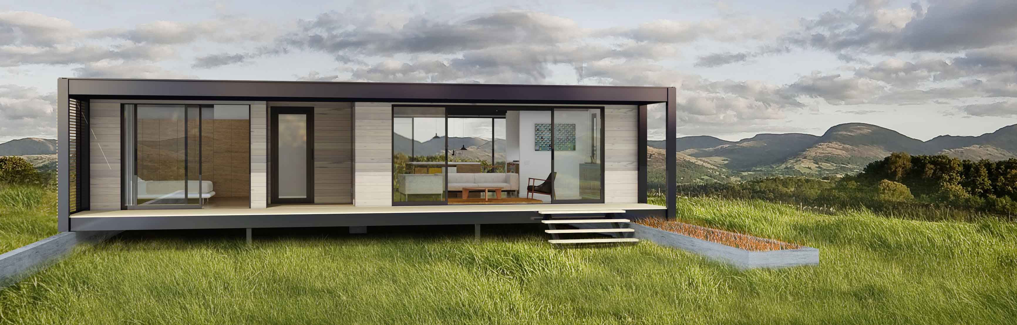 Superbe Prefab Container Homes