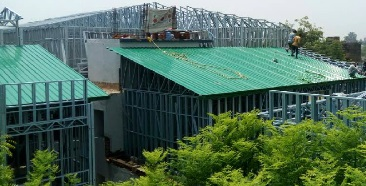 Prefab Steel Structures And Buildings