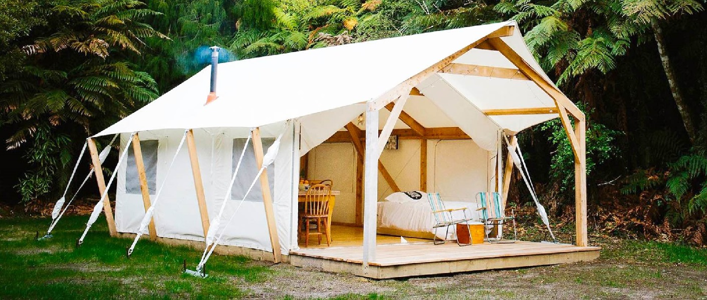 Prefab Outdoor Easy Set Up Tents