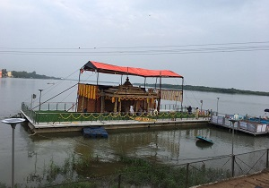 vijayawada floating restaurant
