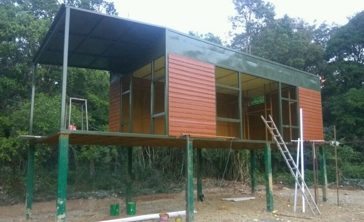 40 Shipping Container >> Container Homes | Shipping Container House for sale in ...