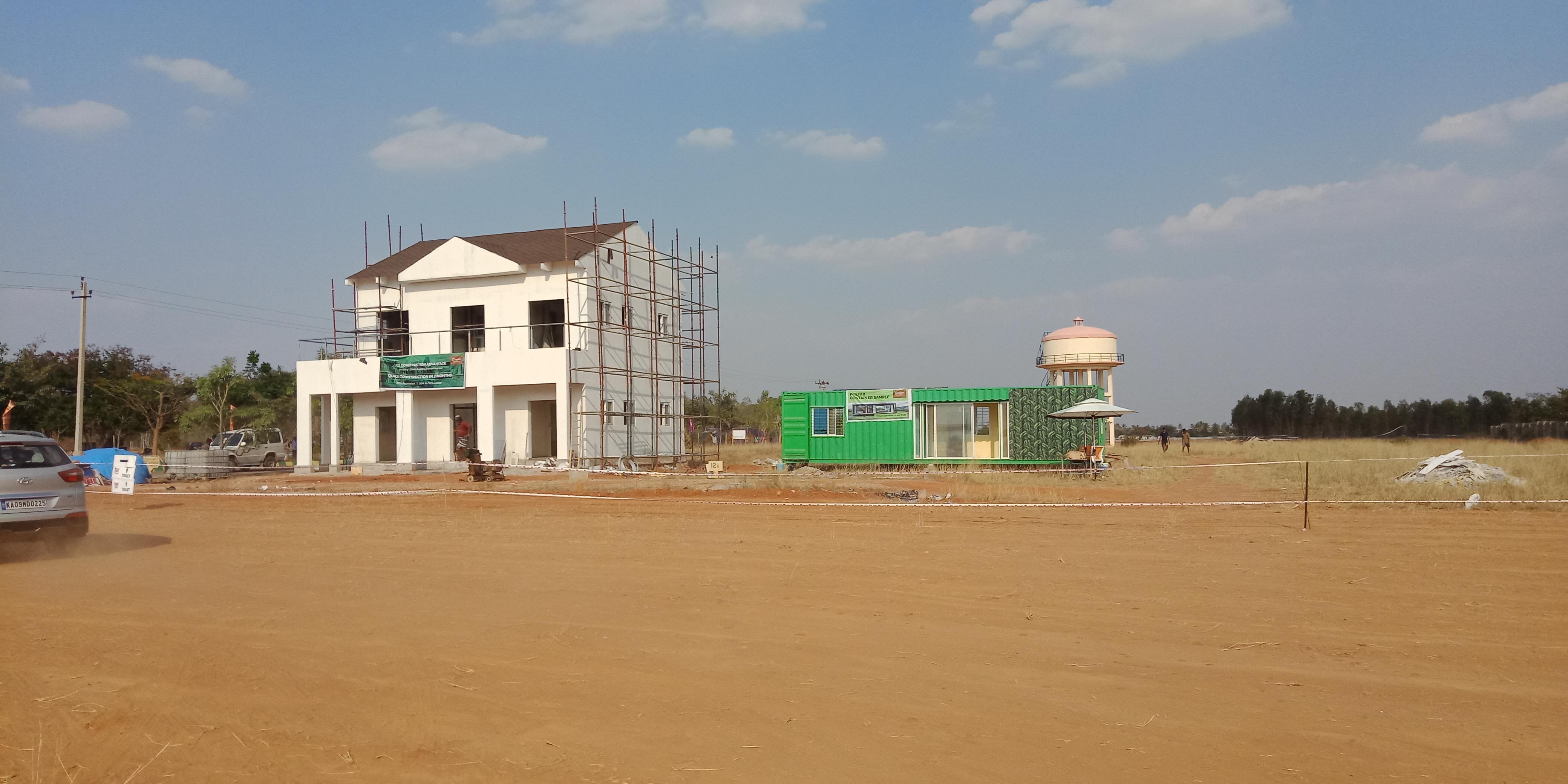 Prefab Homes in Bangalore