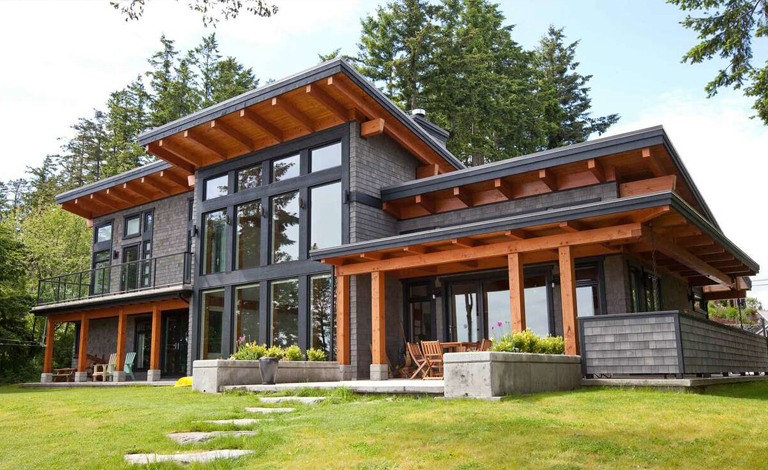 Steel structure provides many options