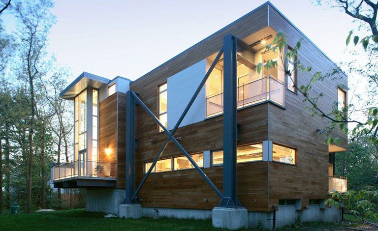 Steel structure are energy efficient