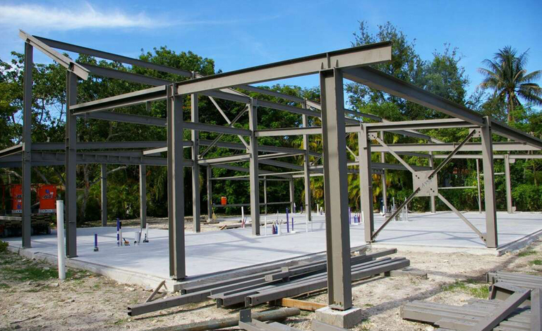 Steel Structure safety